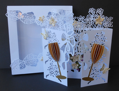 Wonderful diy 3d kirigami cards with 18 templates.