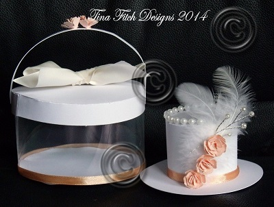 svg file template rose decorated top hat 4 49
