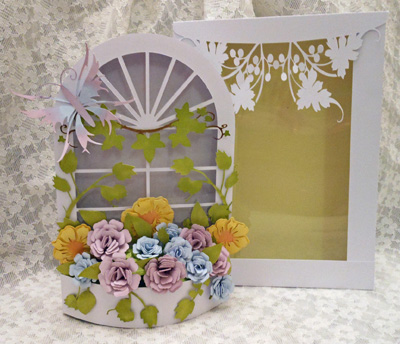 Craftrobo Cameo Template 3d Mum S Window Box 163 5 24